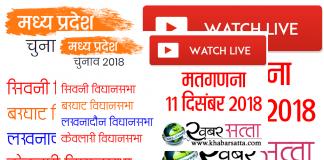 live election result seoni vidhansabha