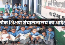 goverment school in sunday news
