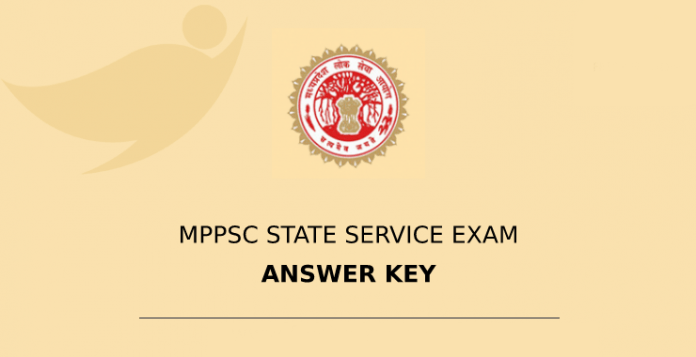 MPPSC Prelims Answer Key (2020) 12/01/2020 - GS 1 And CSET