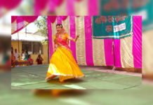 nscb girls college annual function 2020 shiv sanodiya