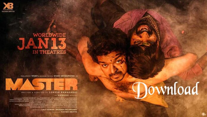 Master Movie Download ,Vijay The Master Movie Download